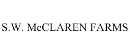 S.W. MCCLAREN FARMS