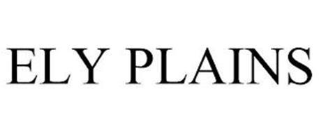 ELY PLAINS