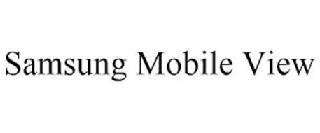 SAMSUNG MOBILE VIEW