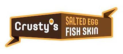 CRUSTY'S SALTED EGG FISH SKIN