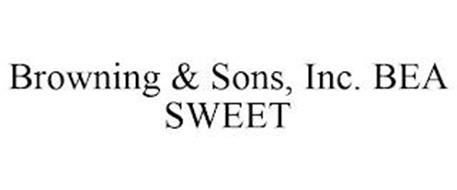 BROWNING & SONS, INC. BEA SWEET