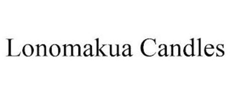 LONOMAKUA CANDLES