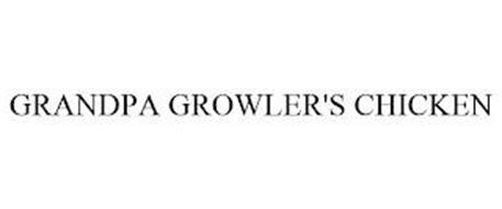 GRANDPA GROWLER'S CHICKEN