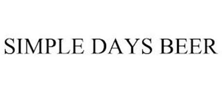 SIMPLE DAYS BEER