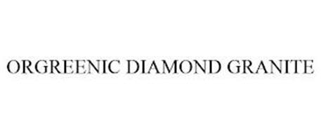 ORGREENIC DIAMOND GRANITE