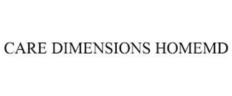 CARE DIMENSIONS HOMEMD