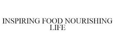 INSPIRING FOOD NOURISHING LIFE