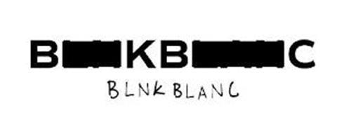 B KB C BLNK BLANC