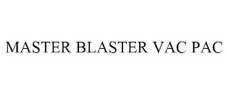 MASTER BLASTER VAC PAC