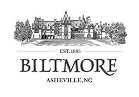BILTMORE EST. 1895 ASHEVILLE, NC