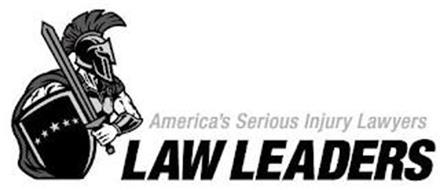 AMERICA'S SERIOUS INJURY LAWYERS LAW LEADERS