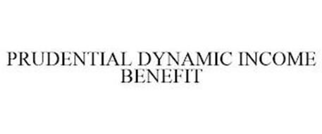 PRUDENTIAL DYNAMIC INCOME BENEFIT