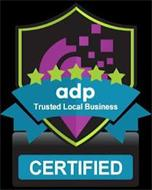 ADP TRUSTED LOCAL BUSINESS CERTIFIED