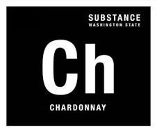 CH CHARDONNAY SUBSTANCE WASHINGTON STATE