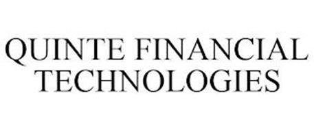 QUINTE FINANCIAL TECHNOLOGIES