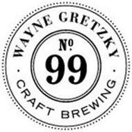 WAYNE GRETZKY CRAFT BREWING NO 99