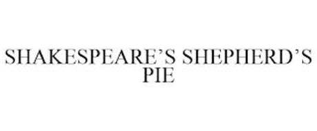 SHAKESPEARE'S SHEPHERD'S PIE