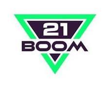 21 BOOM
