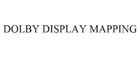 DOLBY DISPLAY MAPPING