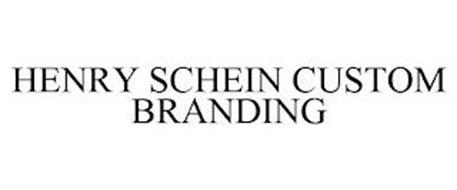 HENRY SCHEIN CUSTOM BRANDING