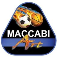 MACCABI ART
