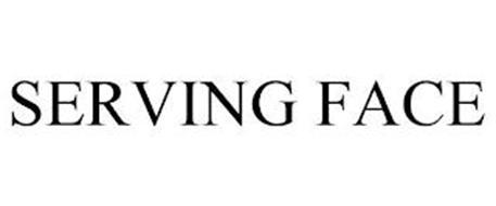 SERVING FACE
