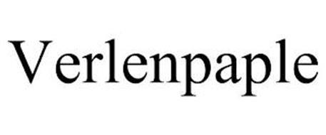 VERLENPAPLE
