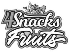 4SNACKS FRUITS