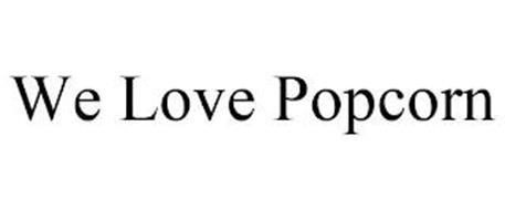WE LOVE POPCORN