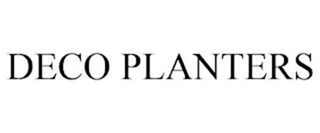 DECO PLANTERS