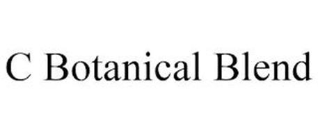 C BOTANICAL BLEND