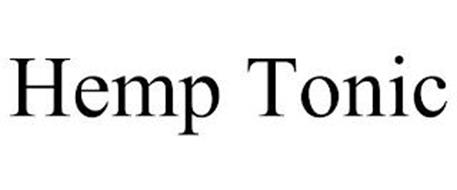 HEMP TONIC