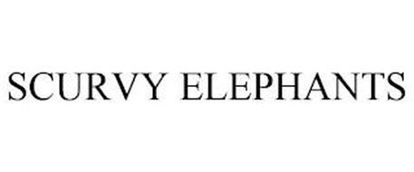 SCURVY ELEPHANTS