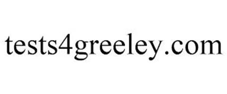 TESTS4GREELEY.COM