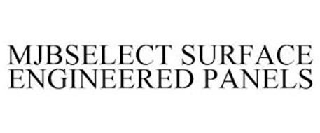MJBSELECT SURFACE ENGINEERED PANELS