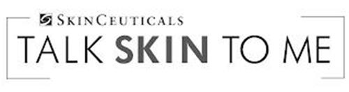 SKINCEUTICALS TALK SKIN TO ME