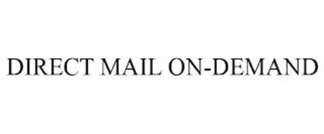 DIRECT MAIL ON-DEMAND