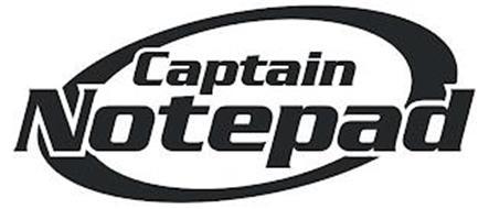 CAPTAIN NOTEPAD