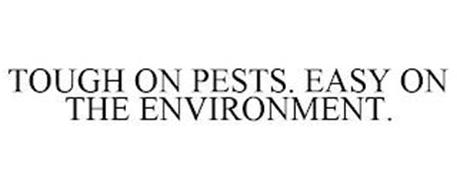 TOUGH ON PESTS. EASY ON THE ENVIRONMENT.