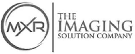 MXR THE IMAGING SOLUTION COMPANY