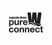 LOUISVILLE WATER PURE CONNECT W