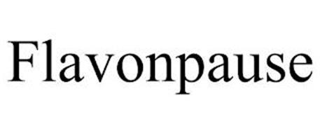FLAVONPAUSE