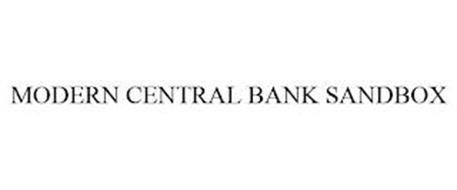 MODERN CENTRAL BANK SANDBOX