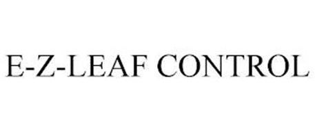 E-Z-LEAF CONTROL
