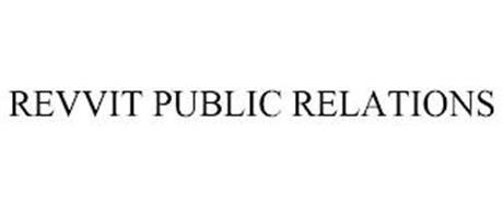 REVVIT PUBLIC RELATIONS