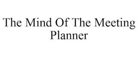 THE MIND OF THE MEETING PLANNER