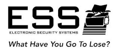 ESS ELECTRONIC SECURITY SYSTEMS