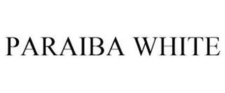PARAIBA WHITE