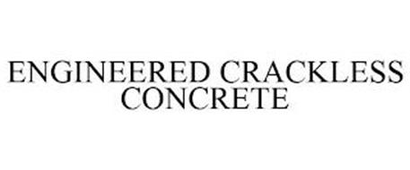 ENGINEERED CRACKLESS CONCRETE