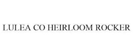 LULEA CO HEIRLOOM ROCKER